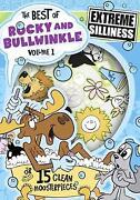 Rocky and Bullwinkle DVD