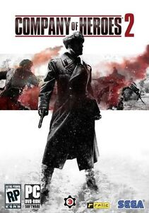 Company of Heroes 2 and DLC
