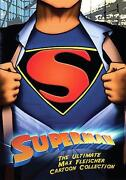 Superman Cartoon DVD