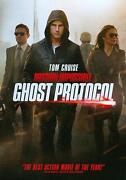 Mission Impossible Ghost DVD
