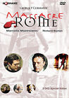 Massacre in Rome (DVD, 2006, 2-Disc Set)