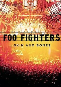 FOO FIGHTERS - SKIN AND BONES - NEW DVD