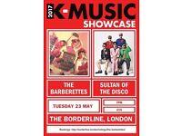 K-Music Showcase: Korean Pop Bands Live at The Borderline