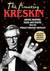 The Amazing Kreskin: Mental Marvels, Feats and Stunts (DVD, 2005, Including Pendant) (DVD, 2005)
