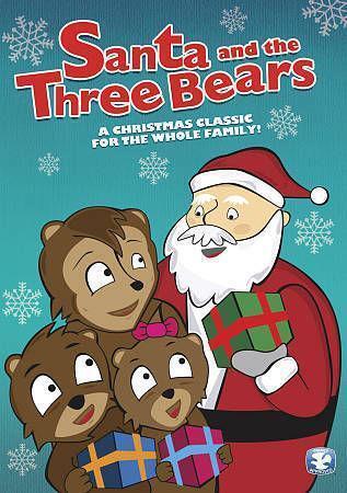 Santa and The Three Bears: DVDs & Movies | eBay