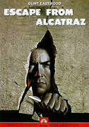 Escape from Alcatraz DVD