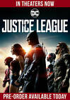 Justice League Blu-ray: Region Free Blu-ray Discs
