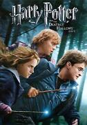 Harry Potter Deathly Hallows DVD