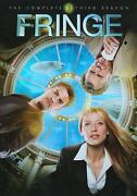 Fringe DVD