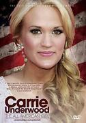 Carrie Underwood DVD