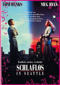 Schlaflos in Seattle (Collector's Edition, Girl's Night) DVD NEU Tom Hanks, Meg