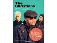 THE CHRISTIANS - 30TH ANNIVERSARY SHOW - LIVE @ THE HALF MOON PUTNEY