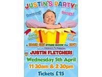 Justin's Party