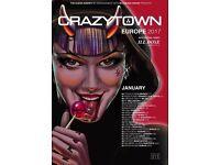 Crazytown @ The Underworld Camden