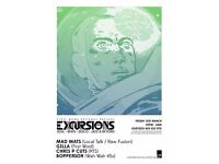 Excursions: Soul, Beats, Hip Hop, Jazz and Beyond with Mad Mats + More
