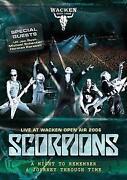 Scorpions DVD