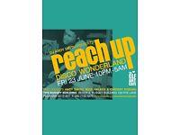DJ Andy Smith presents Reach Up - Disco Wonderland