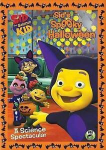 kids halloween dvd