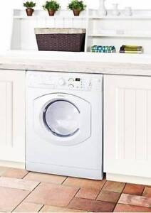 Italian Made Ariston Washer Dryer Combo with Warranty All-in-one
