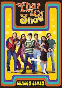That 70s Show - Season 7 (DVD, 2007, 4-Disc Set)