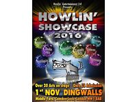 Howlin Showcase at Dingwalls Camden