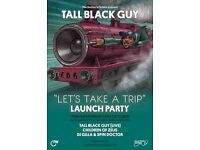 Tall Black Guy 'Lets Take A Trip' Album Launch at Red Gallery, Shoreditch