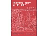 The Pickle Factory with Edward & Oskar Offermann All Night Long