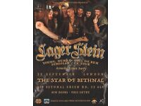 LAGERSTEIN INTIMATE ACOUSTIC SET
