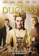 The Duchess DVD