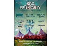 GIGALUM SW4 SUNDAY AFTERPARTY