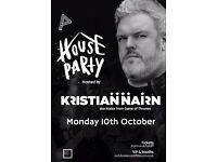 House Party: Hosted by Kristian Nairn (Hodor)