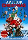 Arthur Christmas DVD