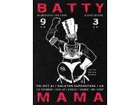 Batty Mama - Strip It Black
