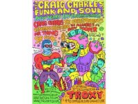 Craig Charles Funk and Soul New Year's Eve London Special
