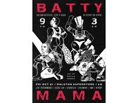 The Batty Mama #2 on October 21, 2016