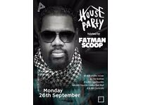 House Party: Hosted by Fatman Scoop