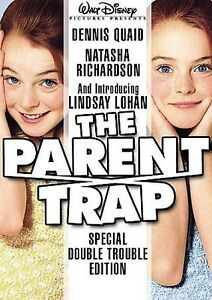THE PARENT TRAP [DVD] [SPECIAL DOUBLE TROUBLE EDITION] - NEW DVD