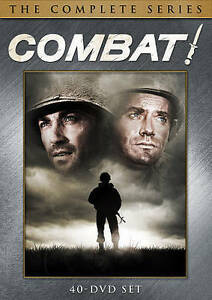 Изображение товара Combat! The Complete Series DVD Seasons 1,2,3,4,5 Disc Box Set   New & Sealed