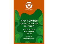 Trouble Vision with Nick Höppner, Shanti Celeste & Ruf Dug