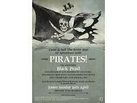 Bank Holiday Sunday: Pirates