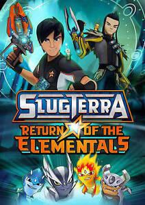 SLUGTERRA RETURN OF THE ELEMENTALS - $16.01