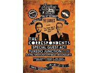 Swing'N'Tingz 12 - The Correspondents // Tuxedo Junction & Loads More