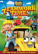Bob The Builder Teamwork DVD