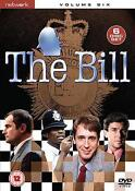 The Bill DVD