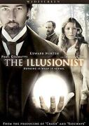 The Illusionist DVD