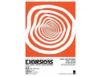 Excursions: Soul, Beats, Hip Hop, Jazz and Beyond