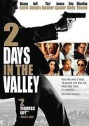 2 Days in The Valley DVD
