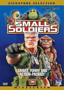 SMALL SOLDIERS [DVD] [] [REGION 1] - NEW DVD