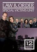 Law and Order SVU DVD