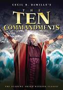 The Ten Commandments DVD